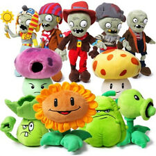 Kids Toy  PLANTS vs. ZOMBIES Soft Plush Doll Stuffed Children Xmas Gift 20-30cm