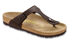 BIRKENSTOCK 743831 GIZEH 35-46 habana leather