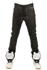 RICK OWENS DRKSHDW New Men Dark Dust TORRENCE CUT Jeans Pants Made in Italy