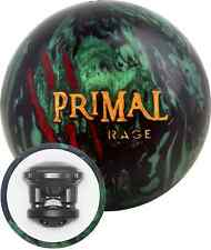 Motiv PRIMAL RAGE REMIX GREEN/BLACK HYBRID Bowling Ball New Choose Weight