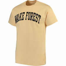 Wake Forest Demon Deacons Gold Basic Arch T-Shirt