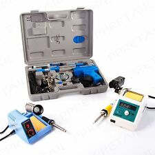 ELECTRICIANS PRO RANGE: Soldering Station Kit / Digital / Analogue Display Stand