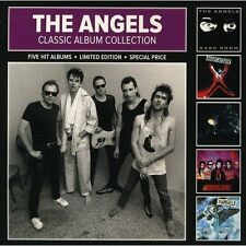 Classic Album Collection The Angels Audio CD