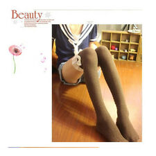 1PC Girls Soft Over knee Thigh-High Warm Socks Lace long-barreled Knee Socks Hot