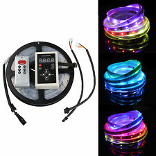IP 66 Dream Color 6803 5M 5050 RGB LED Strip +133 Effects RF Controller +Power