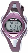 Timex T5K007 T5K0079J Ironman Triathlon Sleek 50-Lap Resin Women's Watch