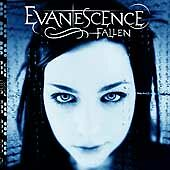 Fallen by Evanescence (CD, Mar-2003, Concord)379