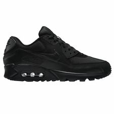 Nike Air Max 90 Essential  Black Mens Trainers