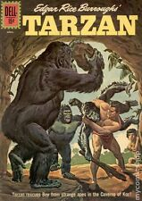 Tarzan (1948-1972 Dell/Gold Key) #129 GD/VG 3.0 LOW GRADE