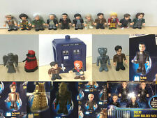 Doctor Who Various Figures & Parts Mini Figures Character Building Dr Who