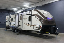 New 2017 Forest River Wildcat 322TBI Travel Trailer RV