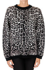 ROBERTO CAVALLI New woman Pullover Virgin Wool Sweater Made in Italy NWT