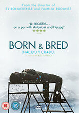 Born And Bred (DVD, 2008) NEW AND SEALED REGION TWO
