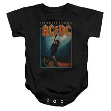 ACDC Let There Be Rock Unisex Baby Snapsuit