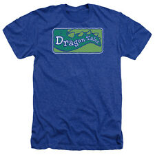Dragon Tales Logo Clean Mens Heather Shirt