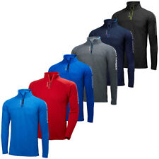 Helly Hansen 2017 Mens HP 1/2 Zip Fitted Pullover Stretch Sweater Quick-Dry