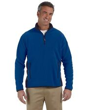 NEW Chestnut Hill Jacket Men's Coat Polartec Colorblock Quarter-Zip CH970