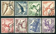 GERMANY Sc.# B82-89 1936 Olympics Used Stamps