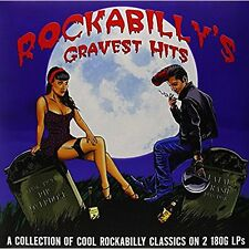 Rockabilly's Gravest Hits (180g 2LP Gatefold Set) [VINYL] Various Artists Vinyl