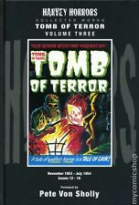 Harvey Horrors Collected Works: Tomb of Terror HC (2011 PS Artbooks) #3-1ST NM