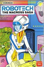 Robotech The Macross Saga (1985) #7 FN