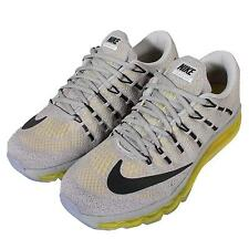Wmns Nike Air Max 2016 Grey Yellow Womens Running Shoes Sneakers 360 806772-007