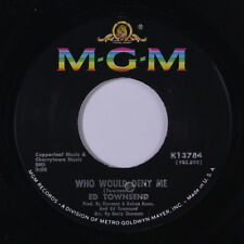 ED TOWNSEND: Who Would Deny Me 45 (co) Soul
