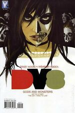 DV8 Gods and Monsters (2010 DC/Wildstorm) #2 VF