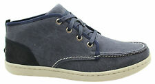 Timberland Newmarket Cupsole Chukka Leather Textile Mens Shoes Boots (6234A D20)