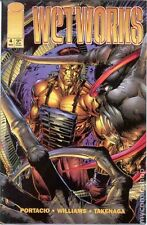 Wetworks (1994 1st Series Image) #4 VF
