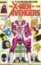 X-Men vs. the Avengers (1987) #4 NM