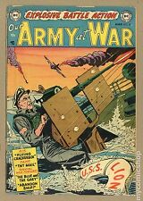 Our Army at War (1952) #20 VG- 3.5