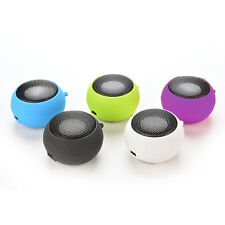 Good Hamburger Speaker Mini Portable For iPod iPhone Tablet Laptop PC MP3
