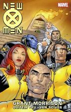 New X-Men TPB (2011 Marvel Digest Edition) By Grant Morrison #1-1ST NM