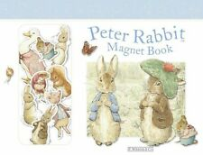 Peter Rabbit Magnet Book Potter, Beatrix: