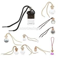 Small Hanging Empty Perfume Bottle Car Home Air Freshener Decorative Ornaments