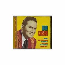 Famous Country Music Makers Gibson, Don Audio CD