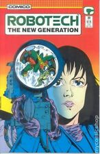 Robotech The New Generation (1985) #23 VF