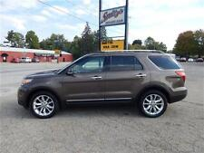 Ford: Explorer Limited
