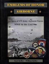 US Army Airborne Forces Insignia Patches & Emblems Collector Reference 392 pgs