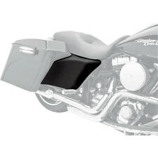 Arlen Ness Side Covers Black Harley FLHTCUI Ultra Classic Electra Glide 97-06
