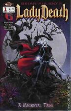 Lady Death Medieval Tale (2003) #1 VF