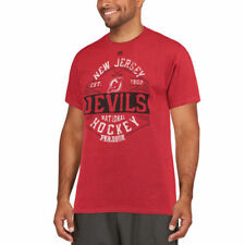 Majestic New Jersey Devils Red Expansion Draft T-Shirt