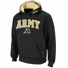 Stadium Athletic Army Black Knights Black Arch & Logo Pullover Hoodie