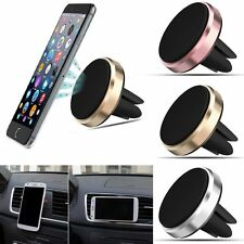 Universal Magnetic Car Air Vent Holder Stand Mount Cradle For Cell Phones GPS SP