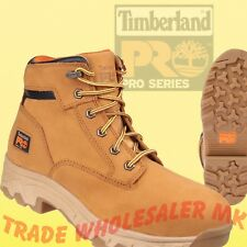 Timberland Pro Safety Boots Hiker Honey Workstead
