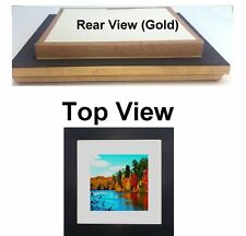 "DEPTH 1.75"" INCH UK 3D Shadow Box Deep Picture Frame Display Case Medals casts"