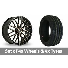 "4 x 20"" AC Wheels Syclone Alloy Wheel Rims and Tyres -  225/30/20"