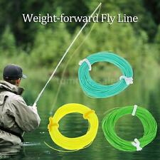 New WF-5F Fly Line Weight Forward Floating Fishing Rigging Tapered Trout D5D1