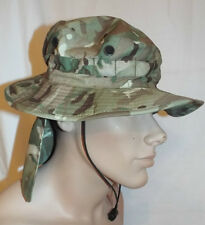 MTP CAMOUFLAGE TROPICAL COMBAT BOONIE BUSH SUN HAT - Sizes , British Army NEW